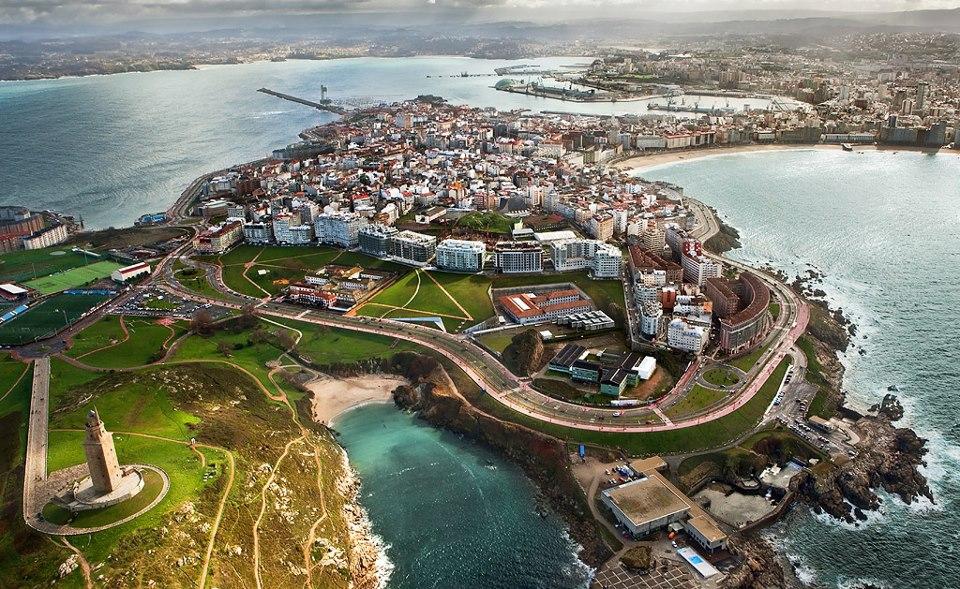 Ciudades a las que llegará el AVE en 2020; Burgos, Murcia, Corredor Mediterraneo 3