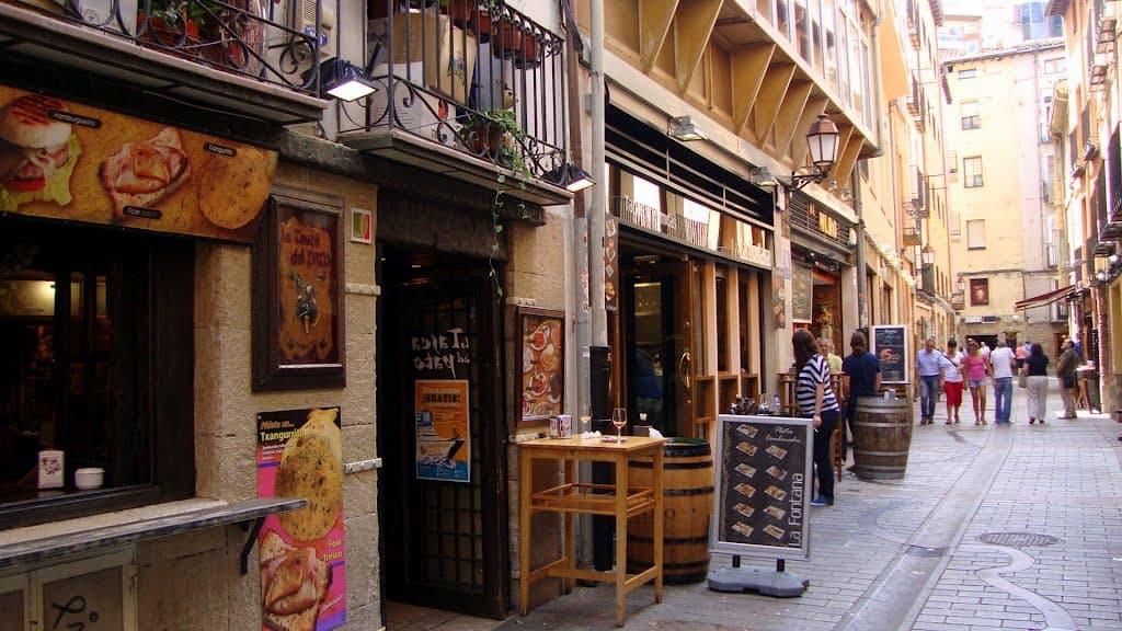 Viajar en tren a Logroño. ¿Qué sitios que no deberías perderte? 1
