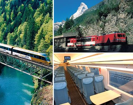 Viajes internacionales en tren por Europa 1