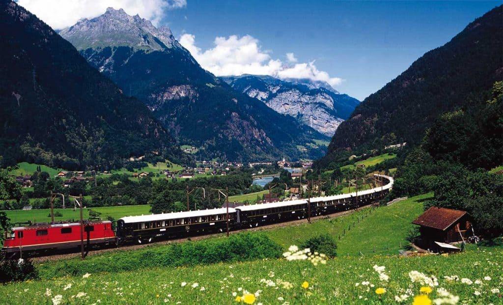 Viajes internacionales en tren por Europa 2