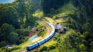 Viajes internacionales en tren por Europa