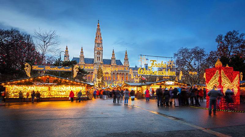Los 6 mercadillos navideños más famosos del mundo. 1