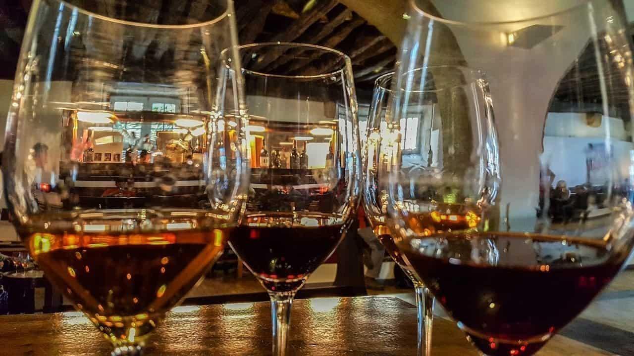 Oporto y sus vinos en verano 1