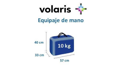 Tamaños de maleta de cabina que podemos transportar según aerolínea 15