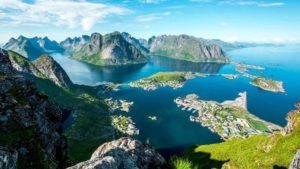 Vuela a Noruega y visita sus increíbles fiordo