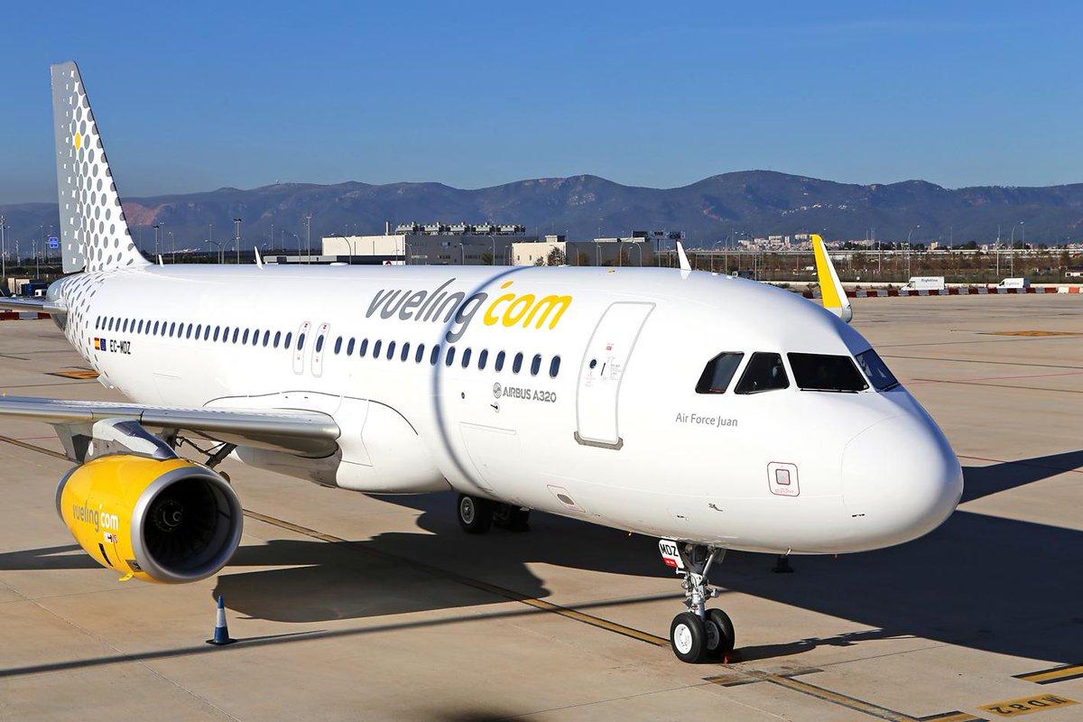Cómo modificar el nombre y vender tu vuelo con Vueling Airlines. 1