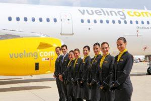 Cómo modificar el nombre y vender tu vuelo con Vueling Airlines.