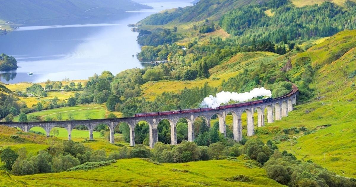 8 rutas para viajar en tren por Europa 8