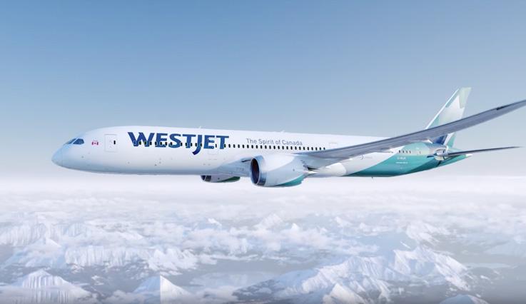 Cómo modificar el nombre y vender tu vuelo con Westjet 2