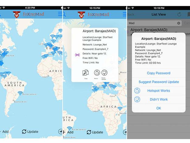 Como conectarse gratis al Wifi en los principales aeropuertos de España 4