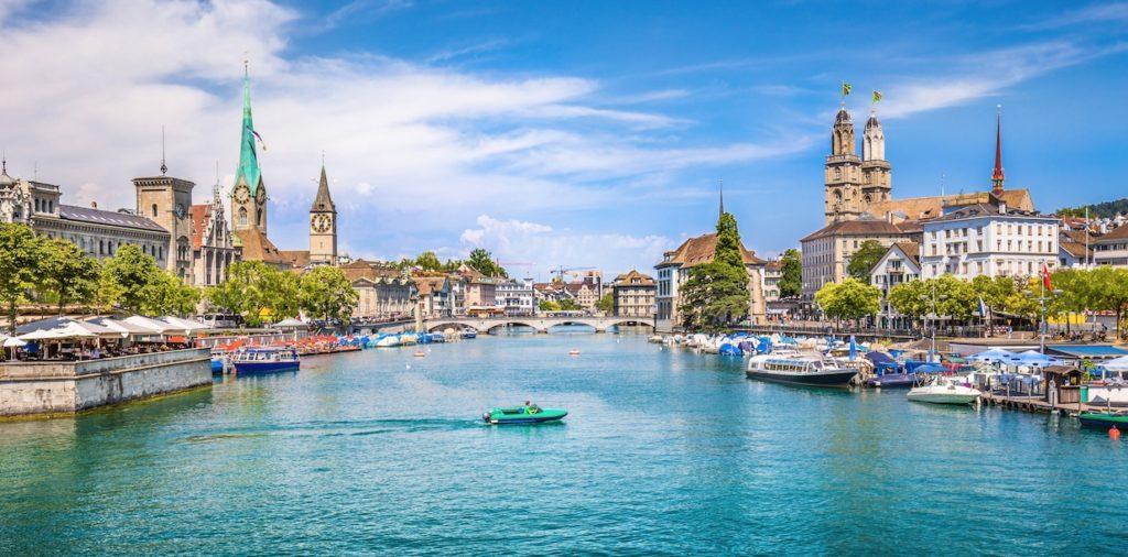 Conexión directa entre Francia y Suiza con los trenes Lyria 6