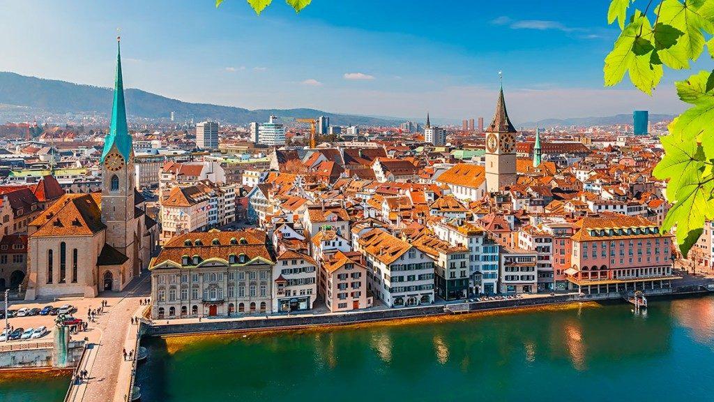 Viaja en tren por Francia, Luxenburgo, Suiza, Alemania e Italia gracias a TGV 7