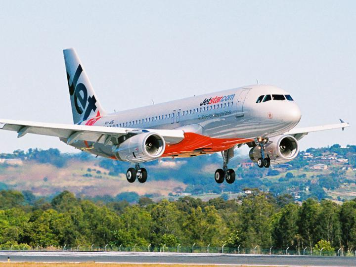 Cómo modificar el nombre y vender tu vuelo con Jetstar 1