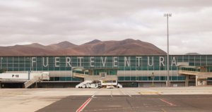 Aeropuerto de Fuerteventura