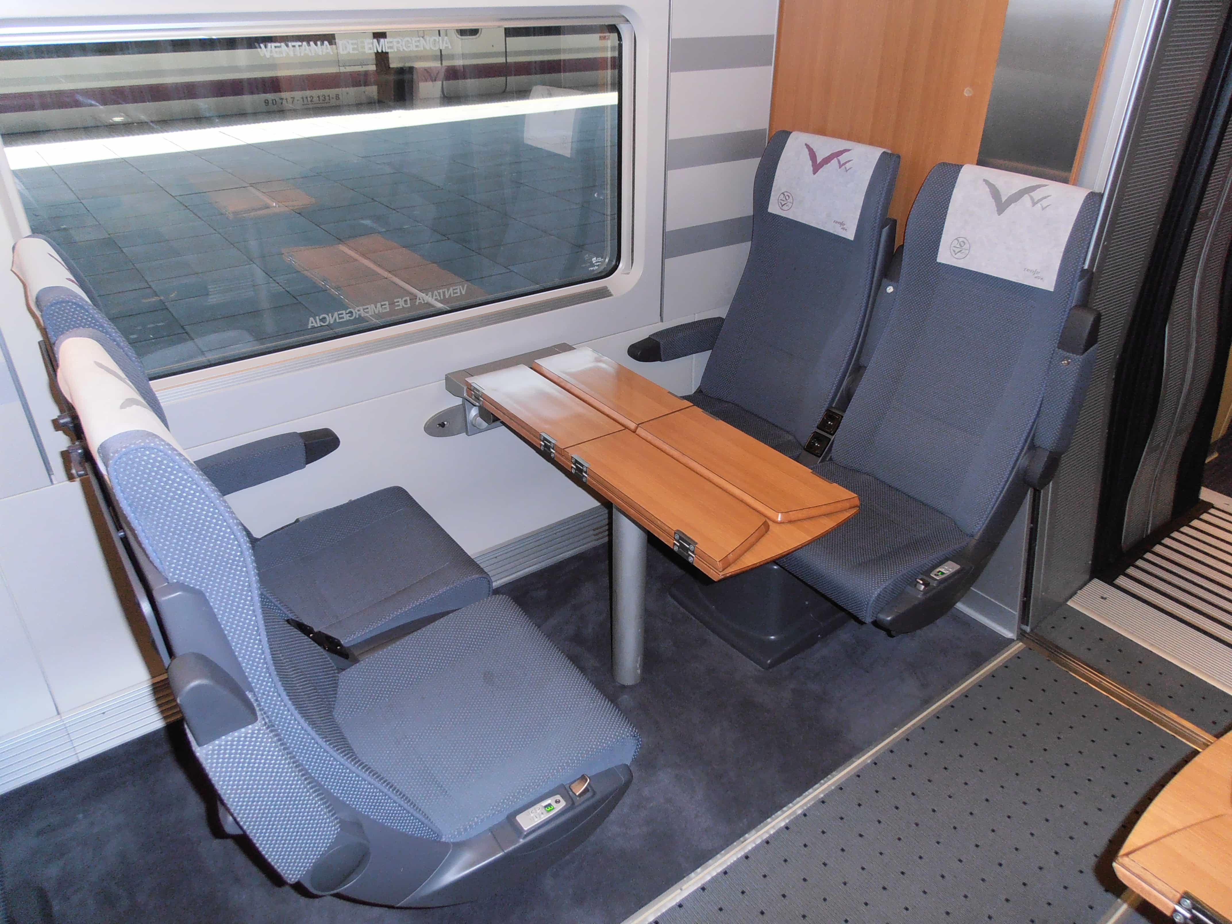 4 Tips interesantes para ahorrar en viajes en AVE y tren a nivel familiar o en grupos. 2