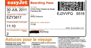 Cómo modificar el nombre y vender tu billete de vuelo con Easyjet 2