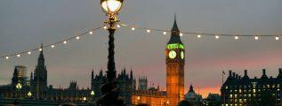 Qué ver en Londres (Big Ben)