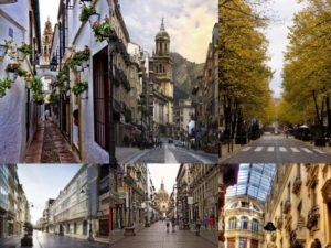Las 10 calles más interesantes de España