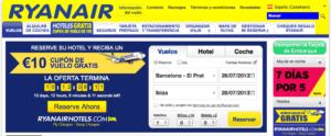 Cómo modificar el nombre y vender tu vuelo con Ryanair 2