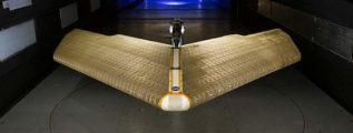 Las alas del futuro aeronautico
