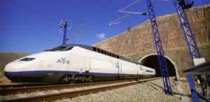 Nuevos operadores en competencia de trenes AVE 2