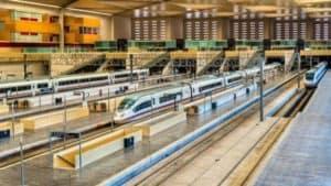 Nuevos operadores en competencia de trenes AVE 3