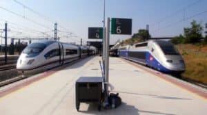 Nuevos operadores en competencia de trenes AVE 4