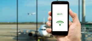 Como conectarse gratis al Wifi en los principales aeropuertos de España