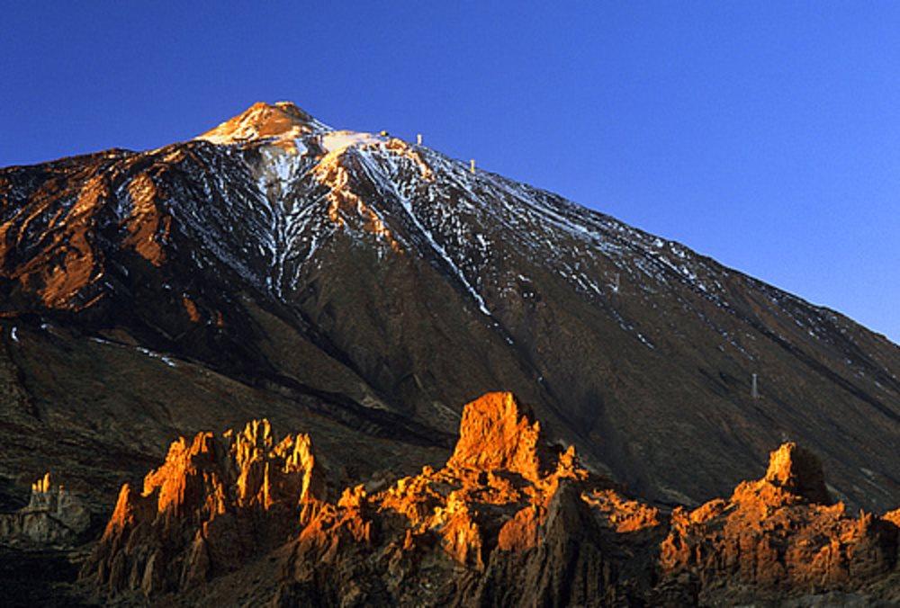 Visitar el Parque Nacional del Teide. 2
