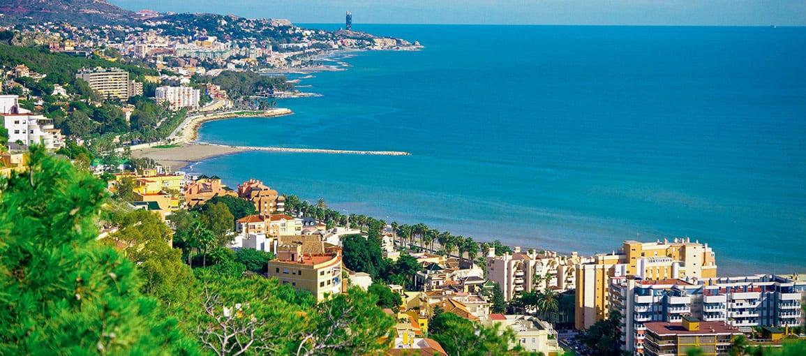 Vacaciones en Málaga, descubre la costa del Sol en trenes AVE 1