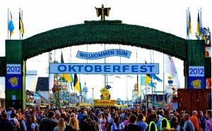 ¡Visita la Oktoberfest en Múnich!
