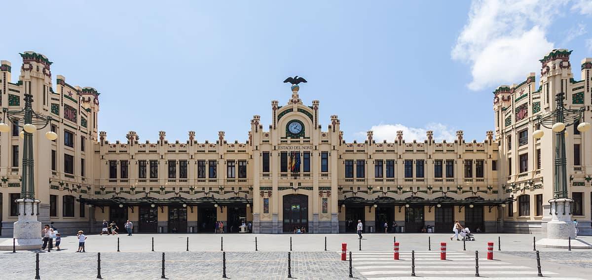 Estación AVE Valencia Joaquín Sorolla 3