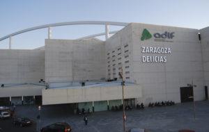 Estación de tren y AVE Zaragoza Delicias. Como llegar, teléfonos y servicios