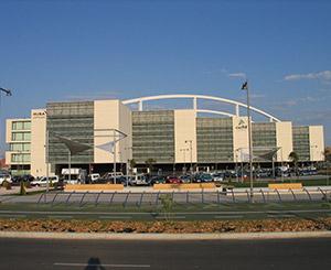 Estación AVE Zaragoza Delicias