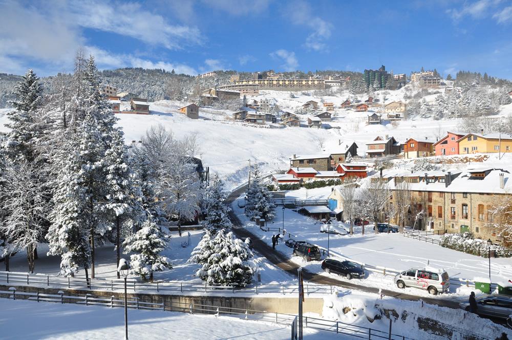 Conoce las 6 mejores estaciones de esquí españolas y como llegar en tren o AVE 1