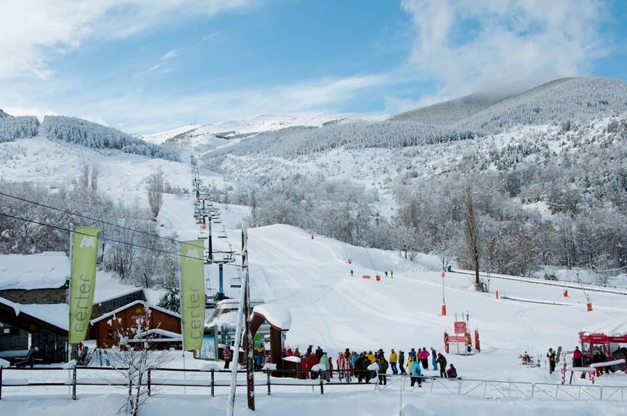 Conoce las 6 mejores estaciones de esquí españolas y como llegar en tren o AVE 5