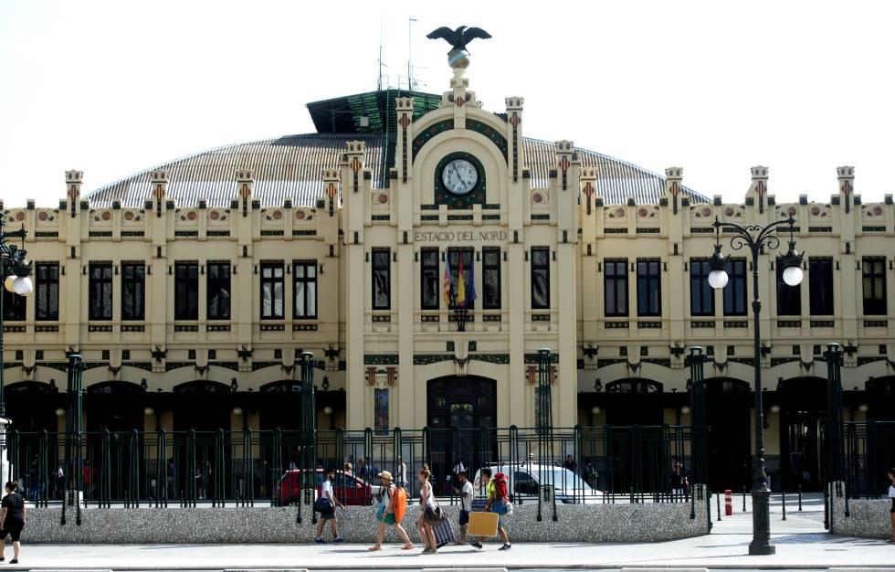 Las estaciones de tren más bonitas de España 2