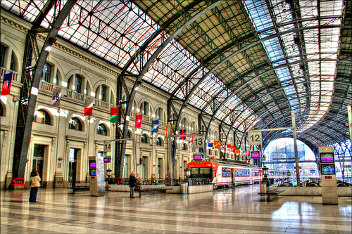 Las estaciones de tren más bonitas de España 5