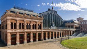 Las estaciones de tren más bonitas de España