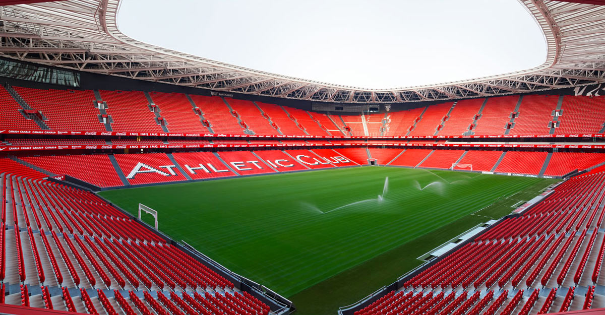 Rutas futboleras, los principales estadios de fútbol 5