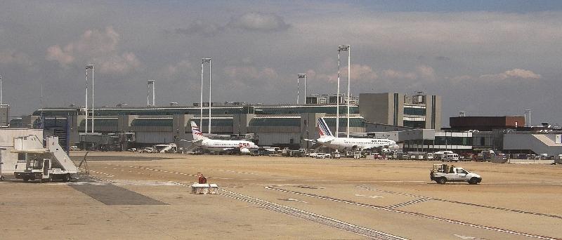 fiumicino aeropuerto