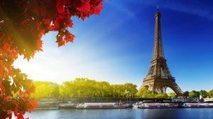 AVE entre España y Francia, descubre el país Galo