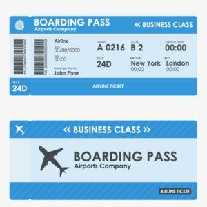 Revende tu billete de avión y no pierdas el dinero por no poder viajar. 1