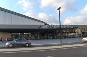 Estación AVE Valencia Joaquín Sorolla 1