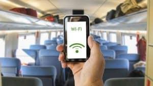 Como conectarse gratis al WiFi en el AVE y en estaciones Renfe Cercanías