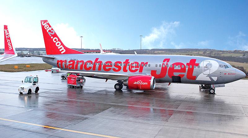 Cómo modificar el nombre y vender tu vuelo con Jet2.com 1