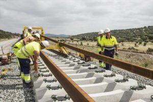 Por fin llega la Alta Velocidad a Extremadura