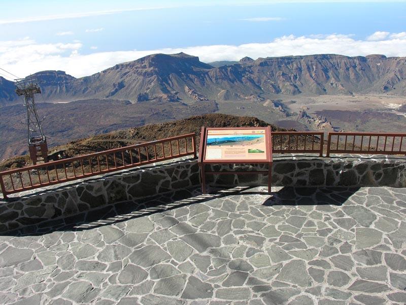 Visitar el Parque Nacional del Teide. 3