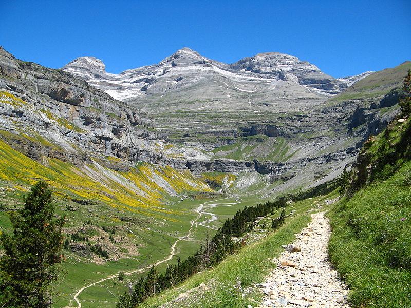 Visitar el Parque Nacional Ordesa y Monte Perdido. 1