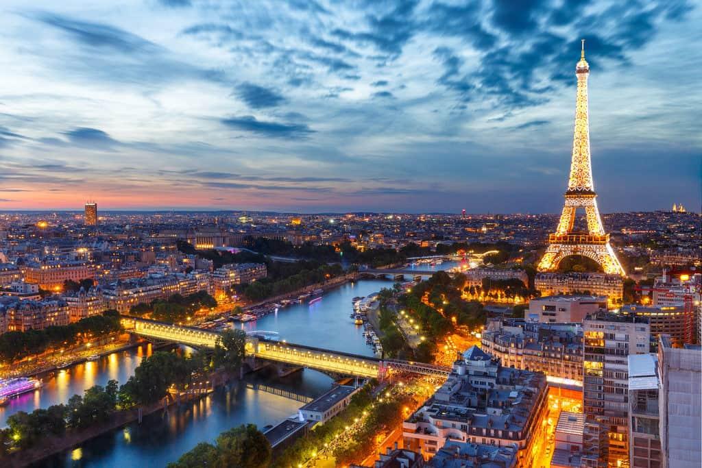 Viaja en tren por Francia, Reino Unido y Bélgica con el tren Eurostar 5